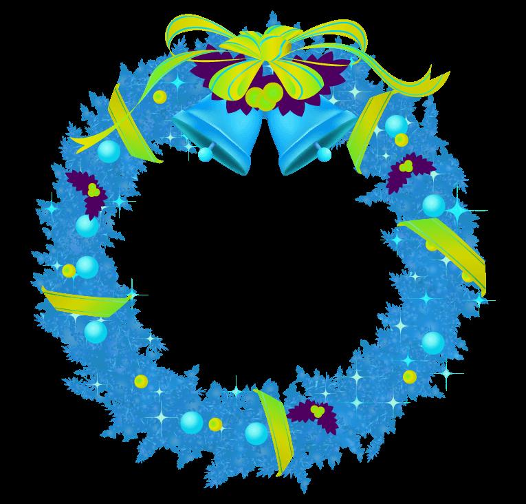 クリスマスリース8