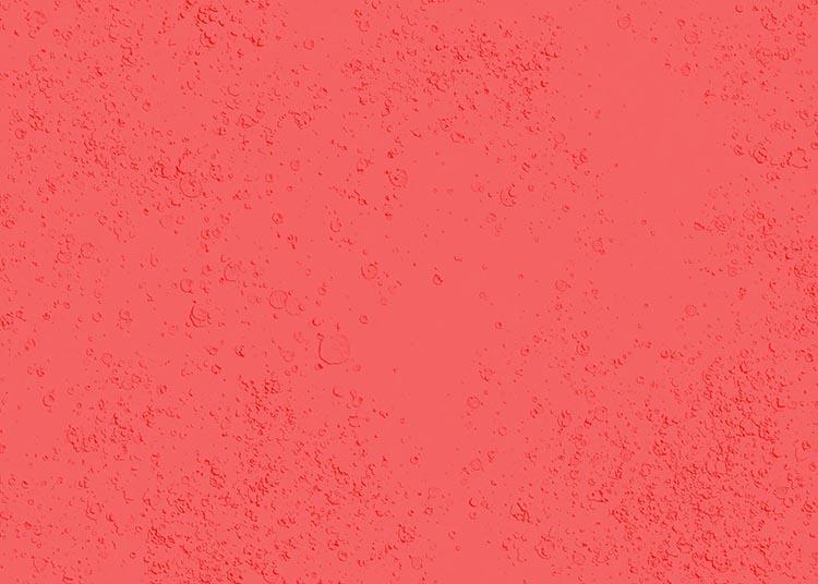 壁の背景のイラスト(赤)