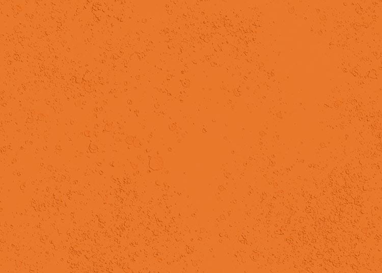 壁の背景のイラスト(オレンジ)