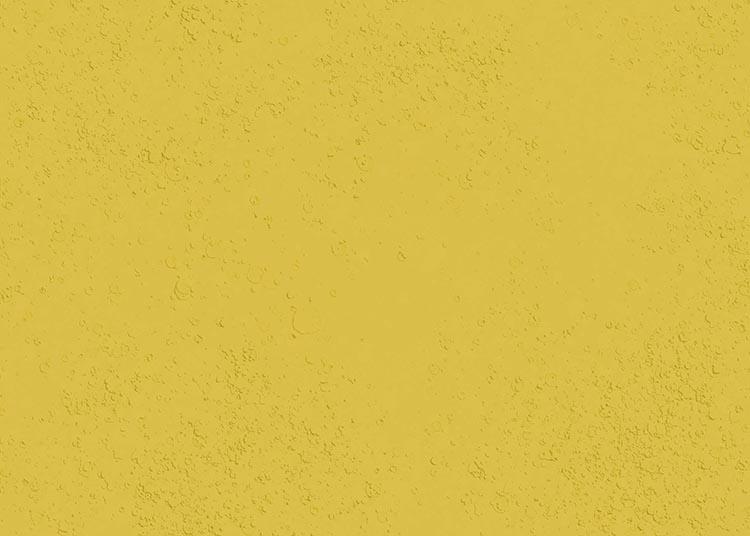 壁の背景のイラスト(黄色)