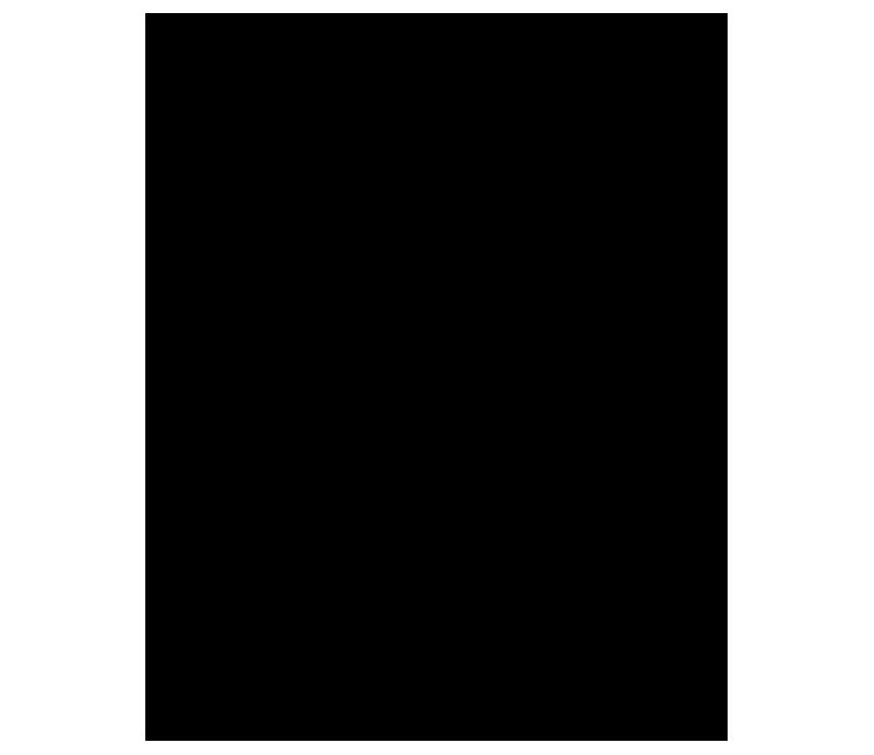 鹿児島のシルエットイラスト