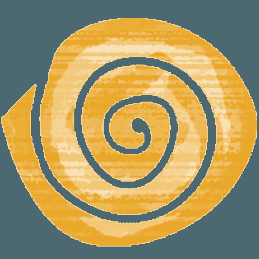 可愛いマキガイの貝殻イラスト