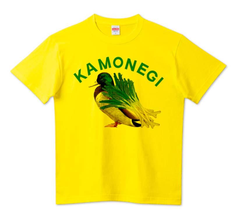 カモネギ2ハイクオリティーTシャツ
