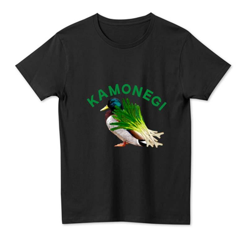 カモネギ2Fine FitTシャツ