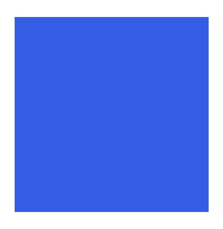 傘マークのシルエット