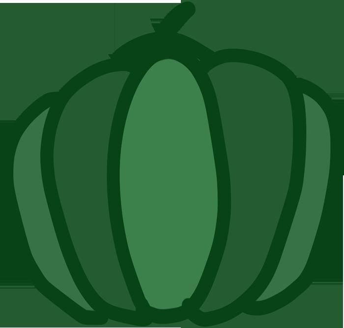 可愛いかぼちゃイラスト