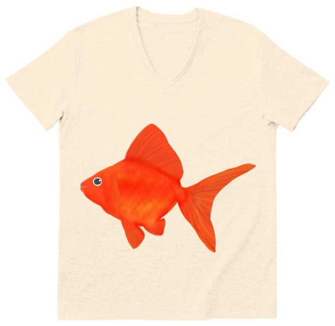 琉金Tシャツ