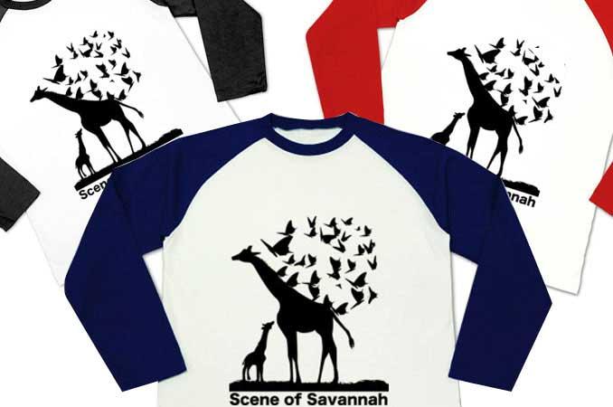 キリンラグランTシャツ各種