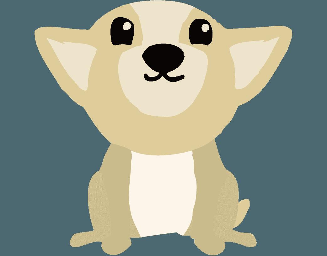 コーギーのイラスト 可愛い犬のキャラクター無料素材 チコデザ