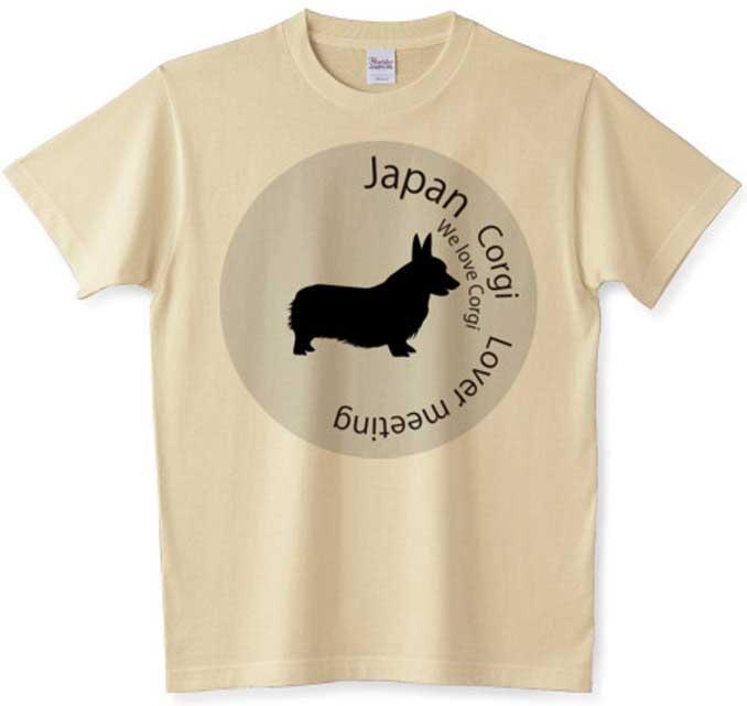 コーギーイベントTシャツ