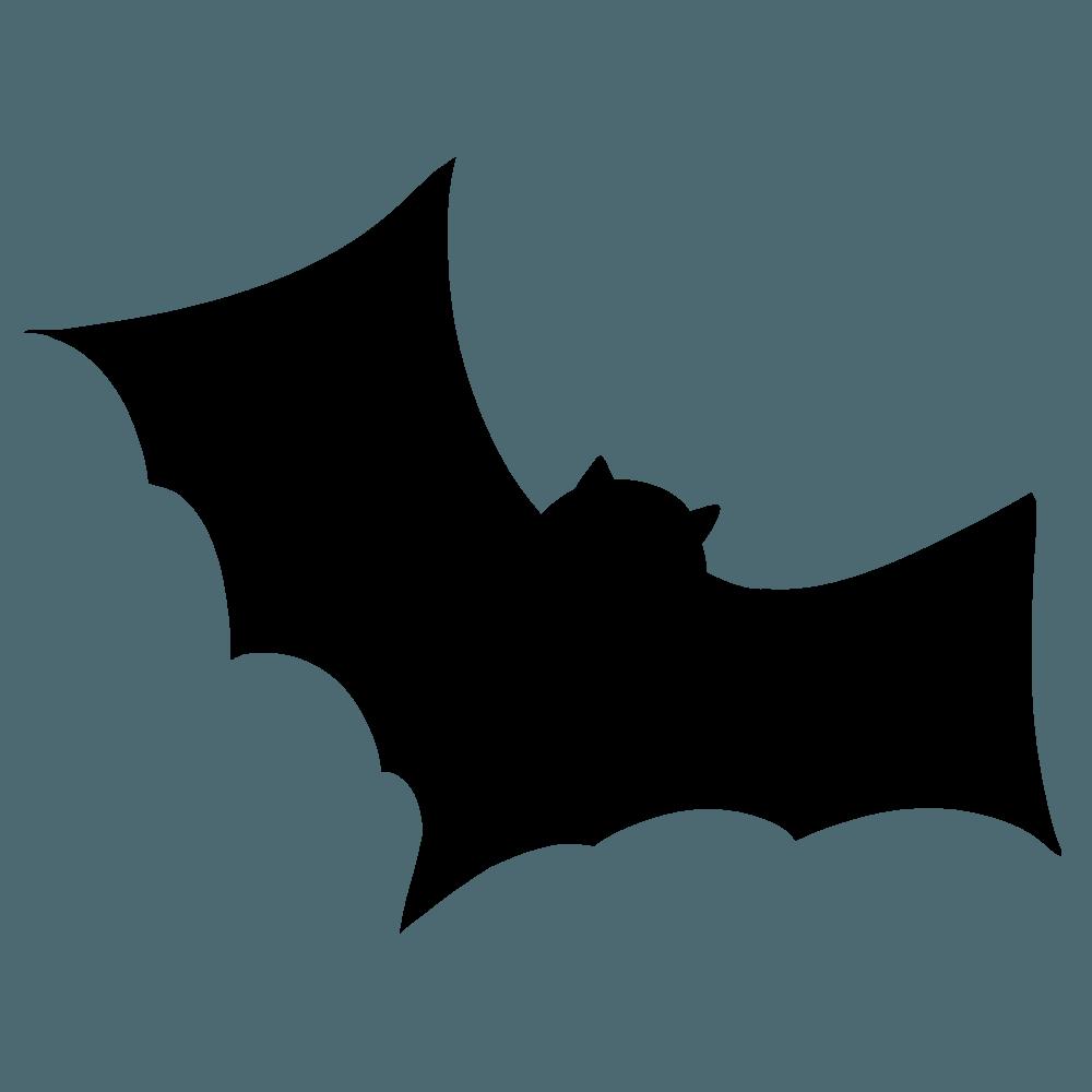 コウモリイラスト , 商用利用可能なかわいい動物素材集 , チコデザ
