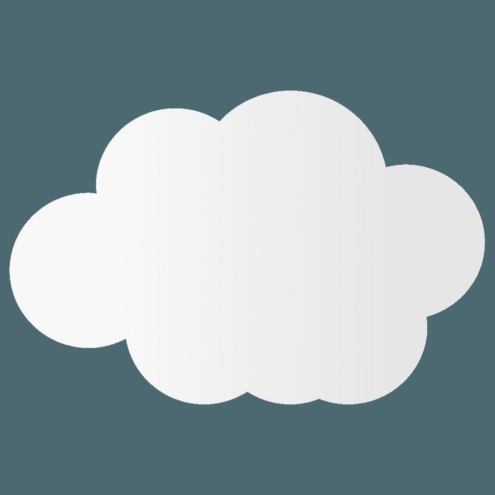 クラウドアイコン風雲