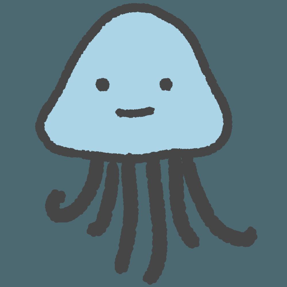 クラゲの画像 p1_18