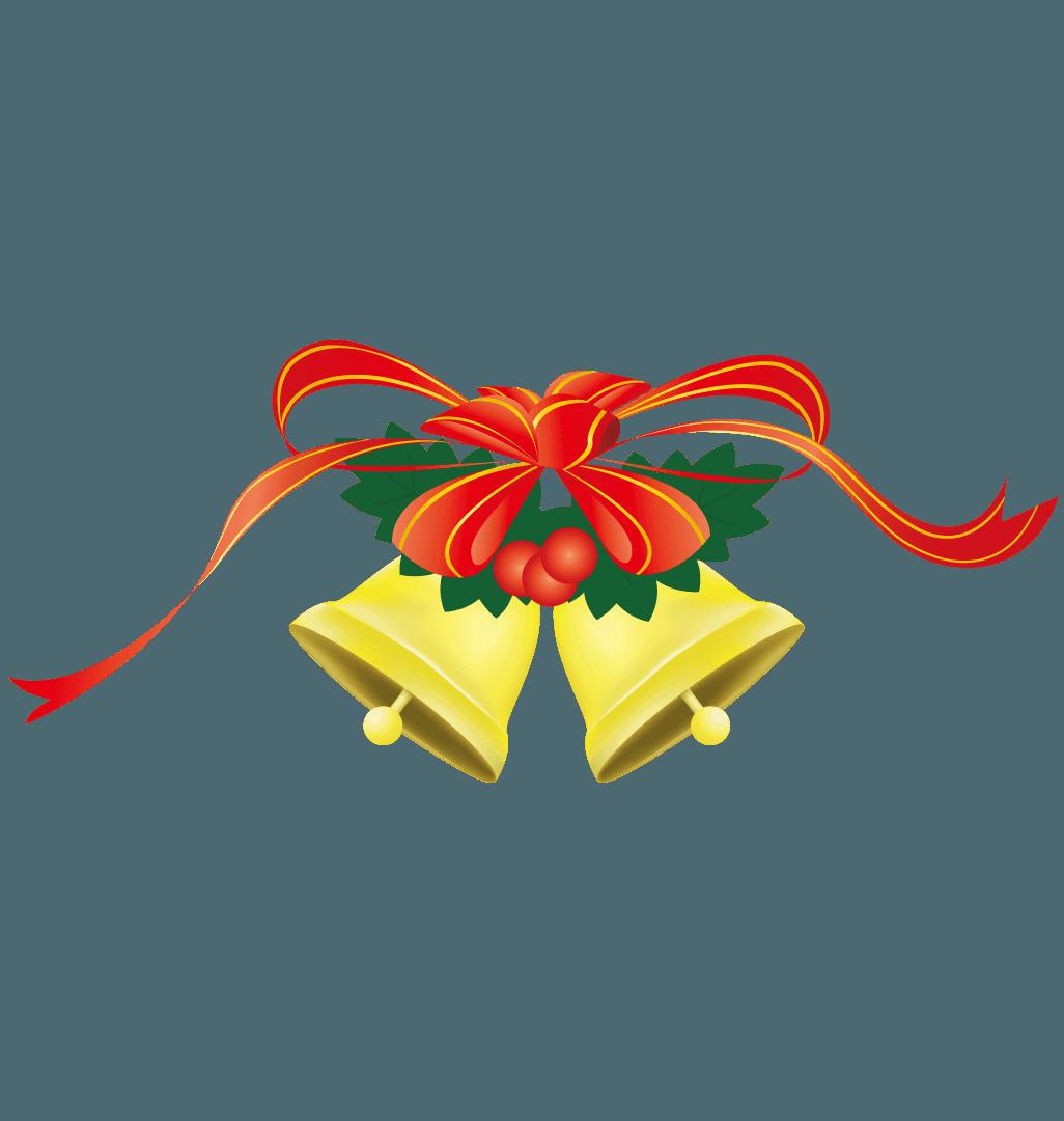 ベルトリボンと木の実のイラスト
