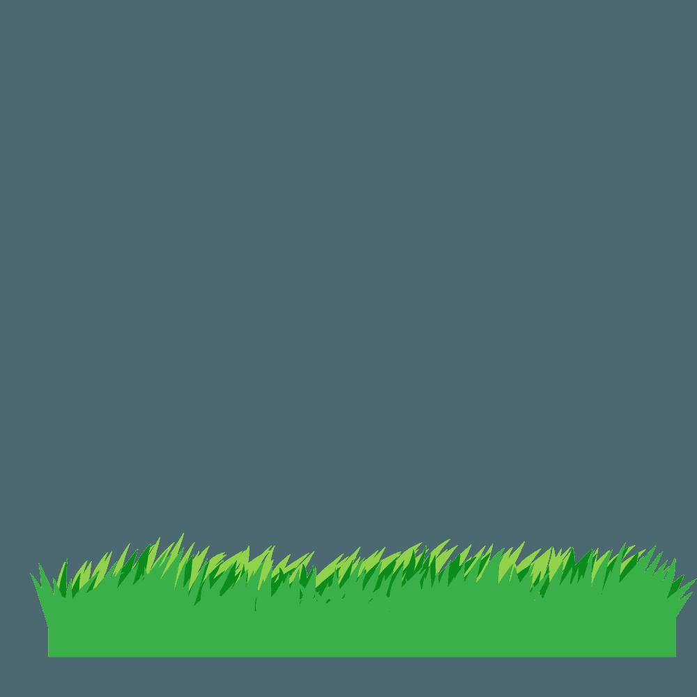 草原の草イラスト