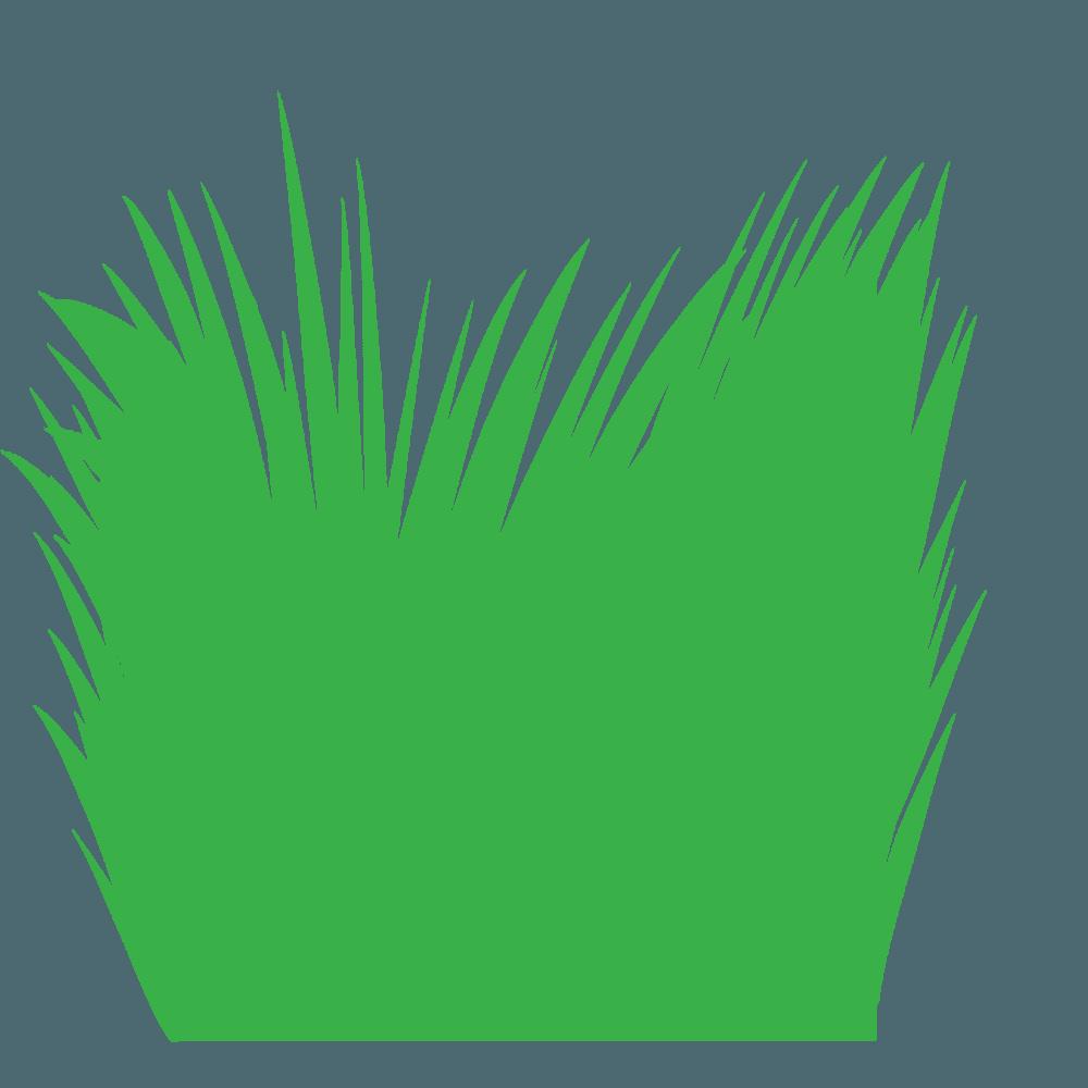 背の高い草イラスト