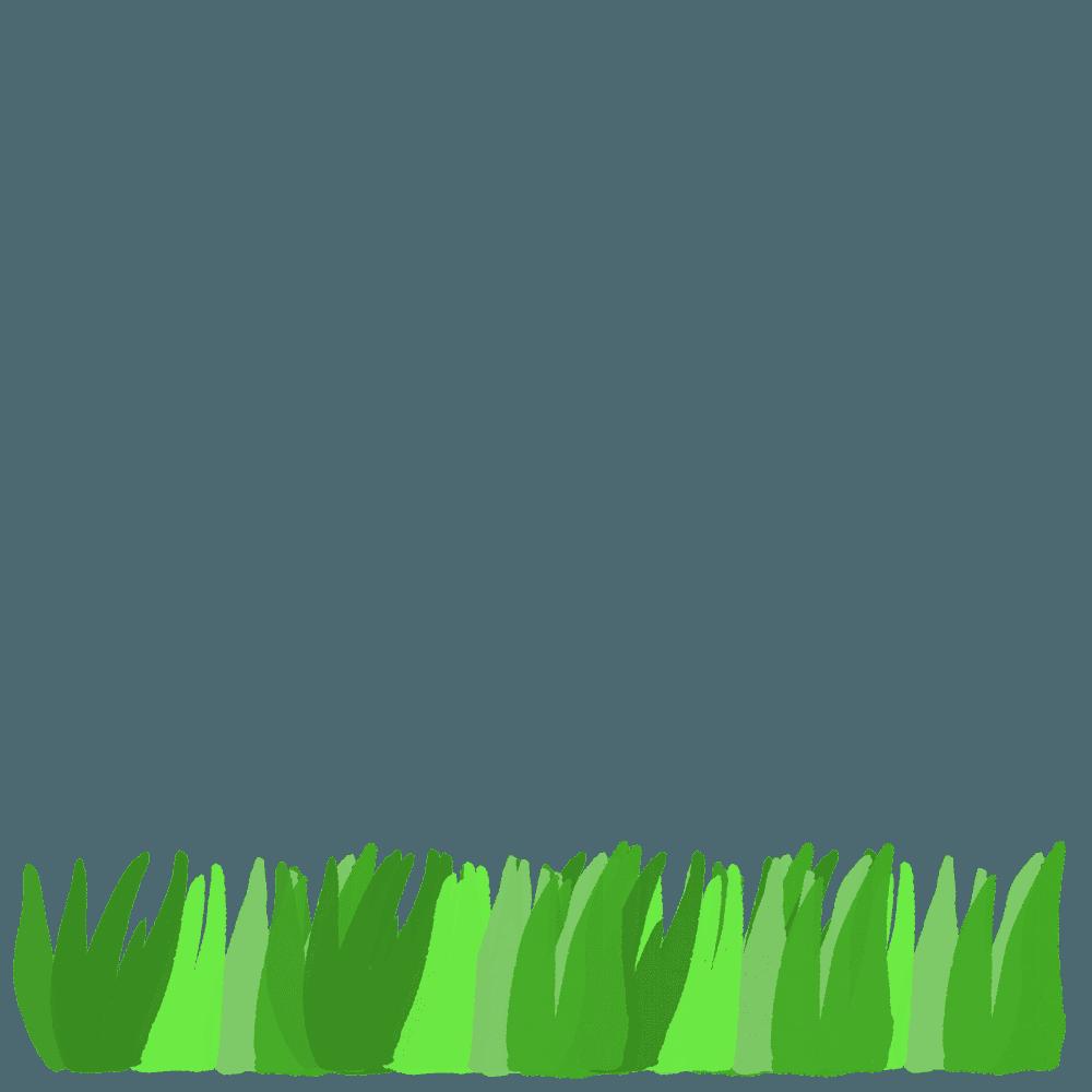 可愛い草イラスト