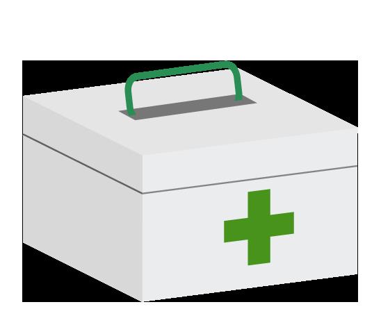 薬箱(救急箱)