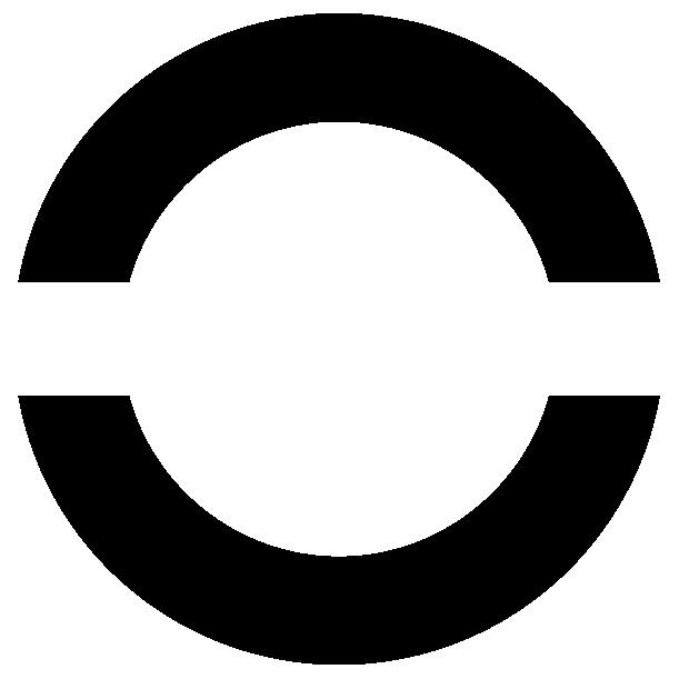 丸型エンブレムのイラスト4