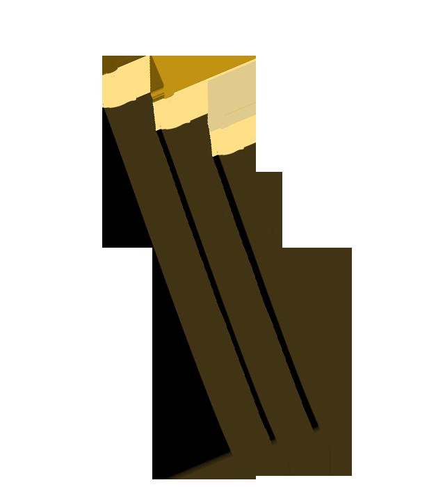 アイブロウペンシルのイラスト