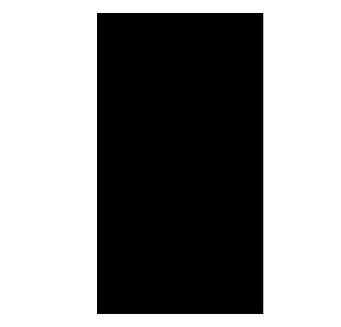 三重県のシルエットイラスト