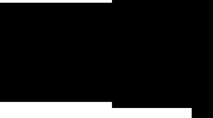 墨文字の宮城のイラスト