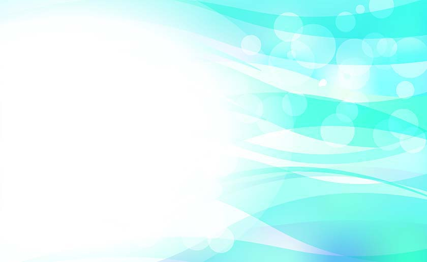 水背景(水色)素材2