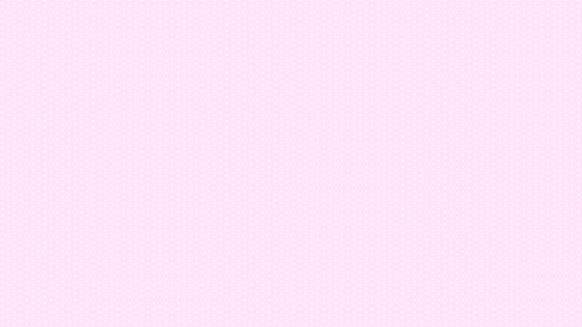 ピンク水玉(小)背景イラスト