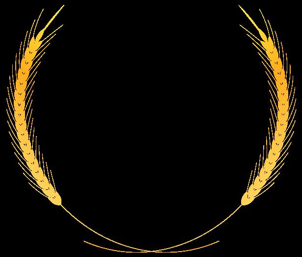 麦のエンブレムイラスト