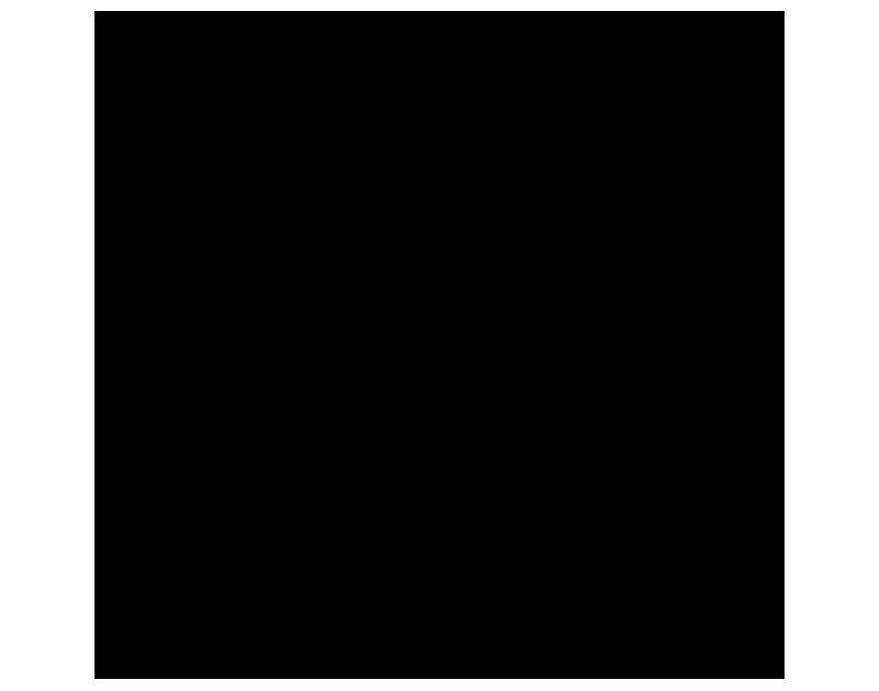 長崎のシルエットイラスト