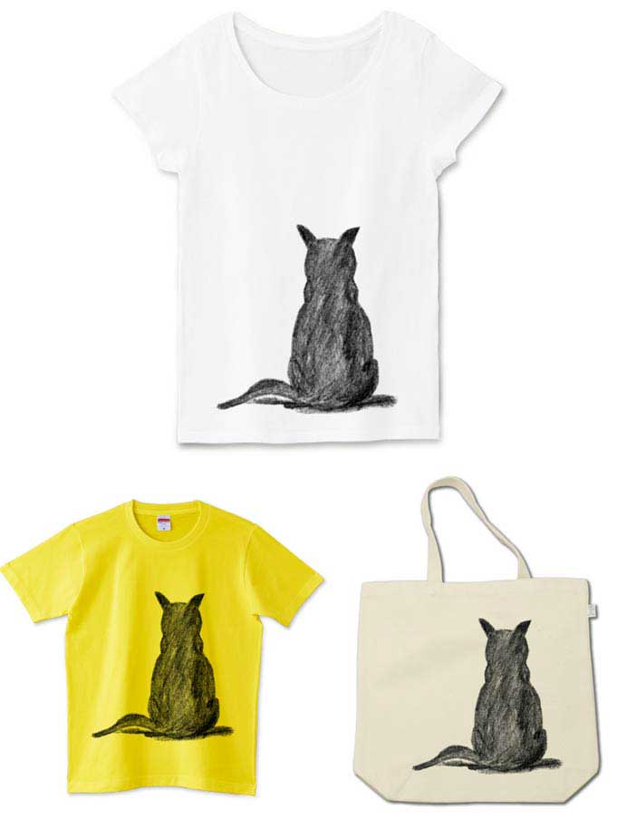 トートバッグ、ラグラン、レディースのタイポグラフィーなマンチカン猫Tシャツ
