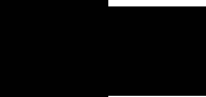 新潟の文字のイラスト