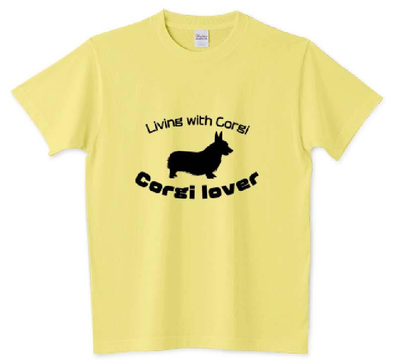 コーギーLOVERTシャツ