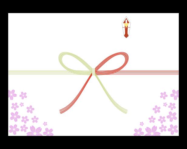 桜ののしのイラスト