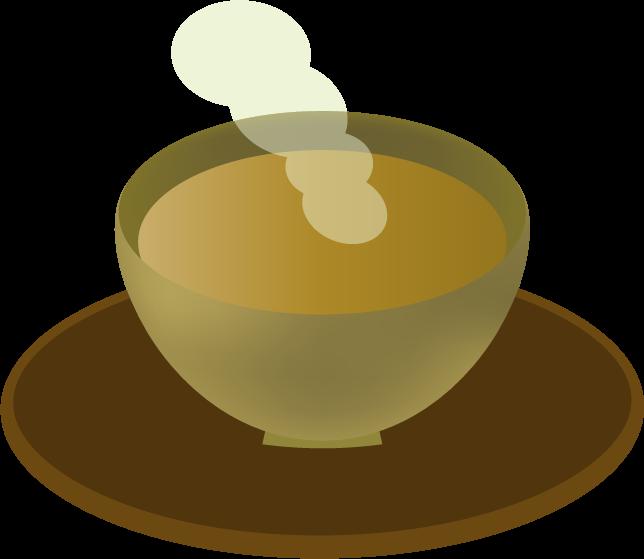 ほうじ茶のイラスト