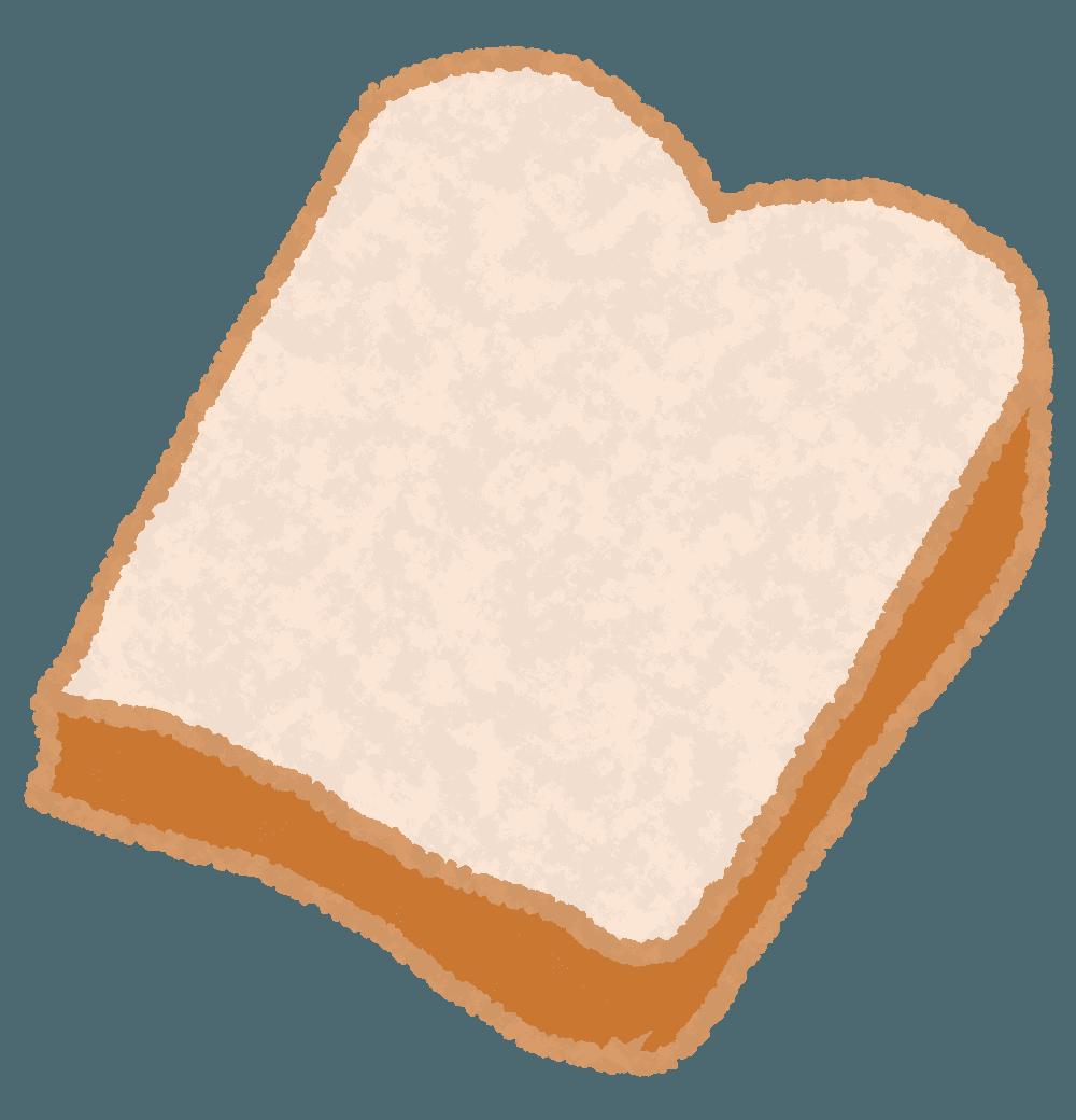 切ってある食パン
