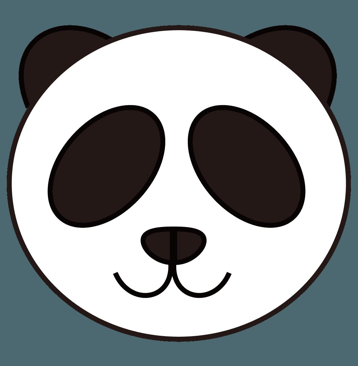 パンダのマーク