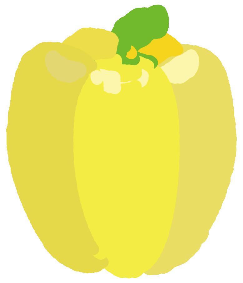 黄色いパプリカ