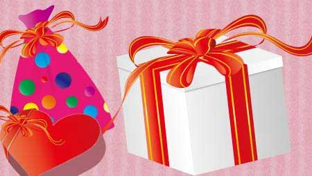 プレゼントのイラスト - 楽しいイベントのフリー素材
