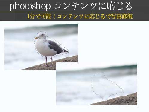 写真修復を1分で!コンテンツに応じるレタッチ方法