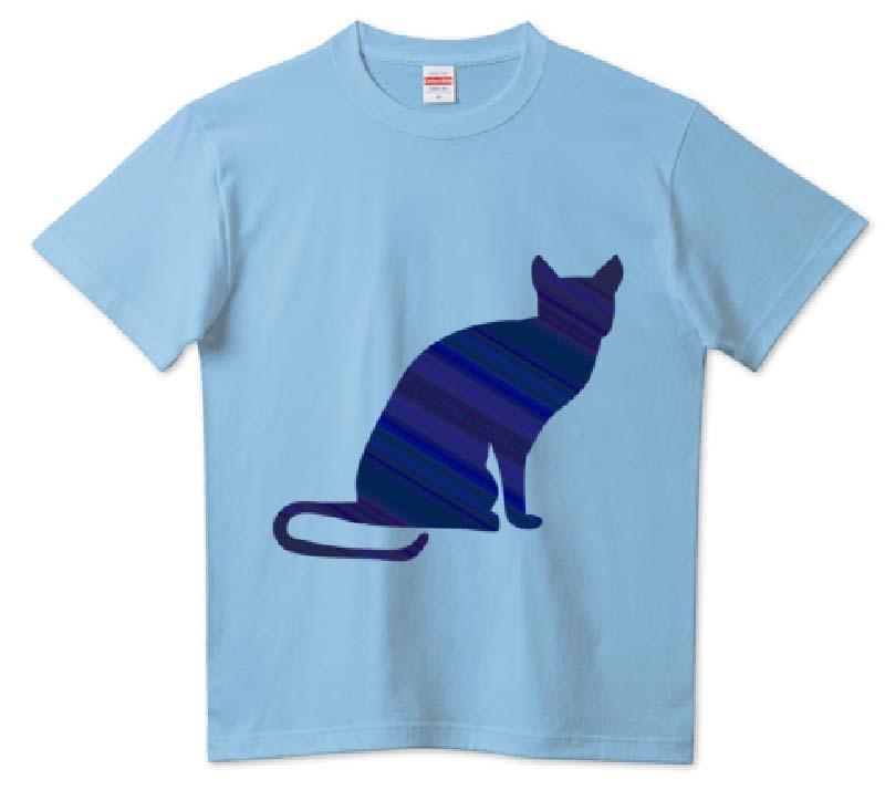 ロシアンブルー5.6ozTシャツ