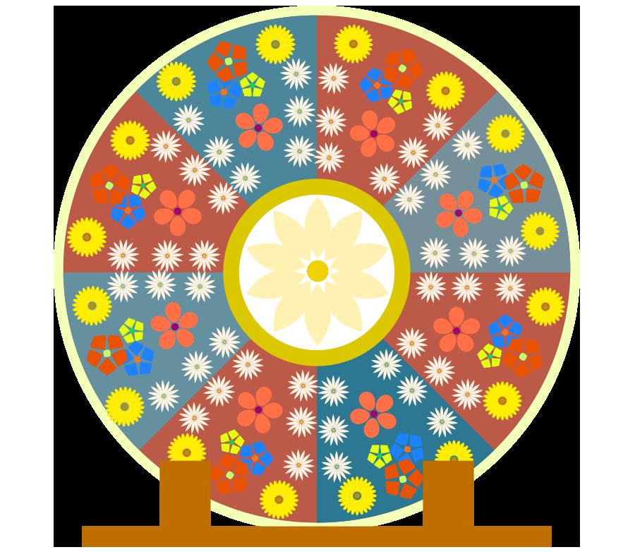伊万里焼のイラスト