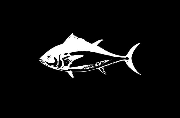 魚屋マークのイラスト
