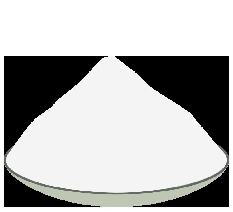 白糖のイラスト
