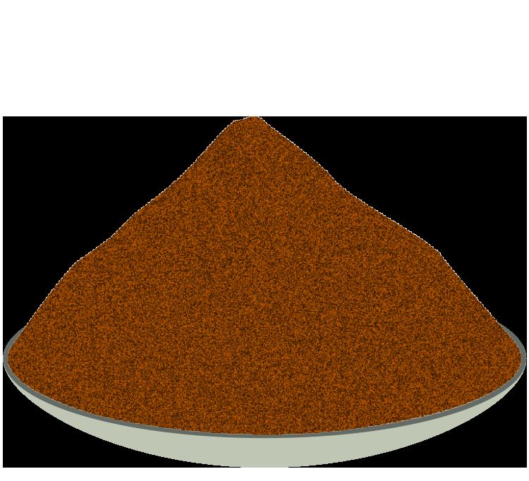 黒糖のイラスト