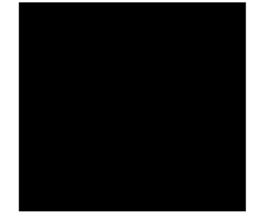 島根の地図シルエット