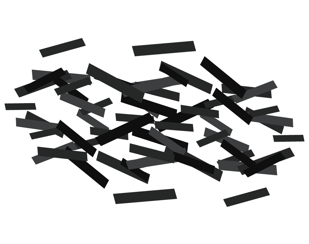 刻み海苔のイラスト