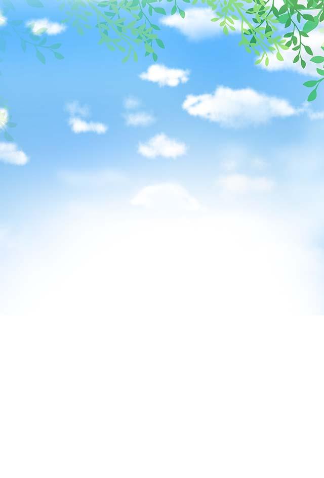空背景素材21