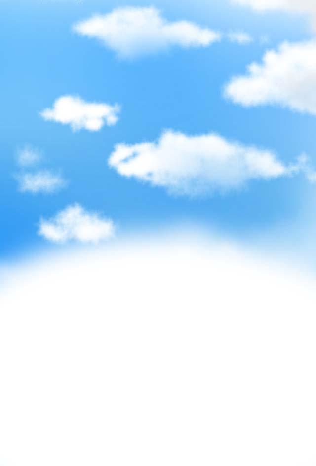 空背景素材25