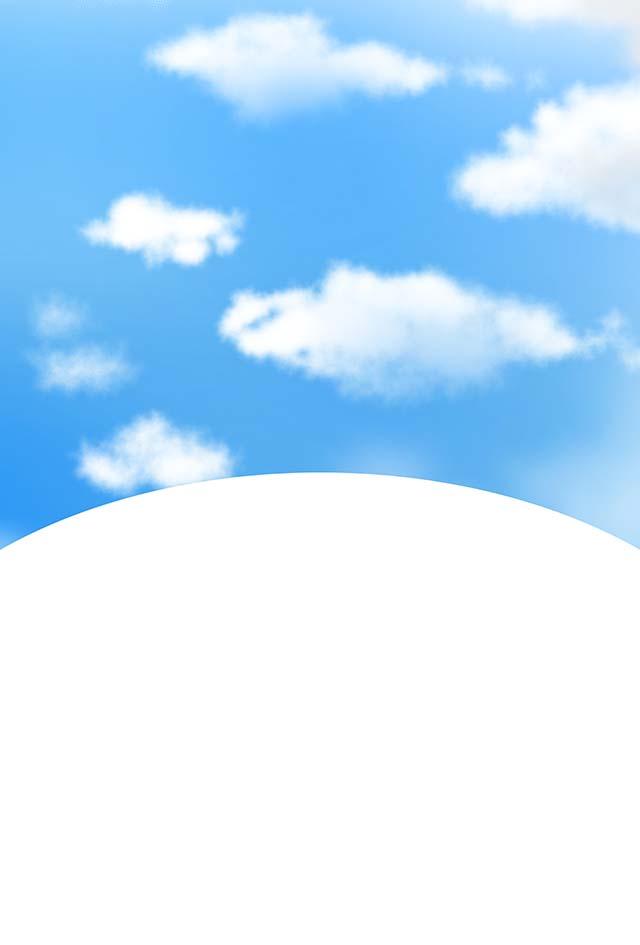 空背景素材26